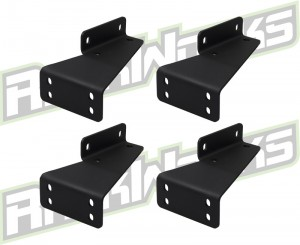 Universal Factory Rasied Roof Rail Mounts